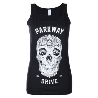 Parkway Drive - Swallow Női felső - Skull - Fekete - KINGS ROAD, KINGS ROAD, Parkway Drive