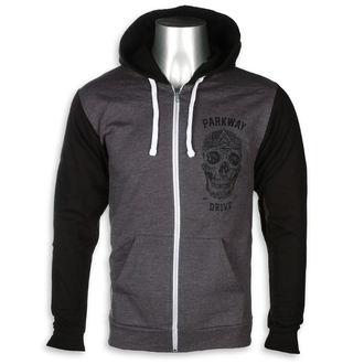 kapucnis pulóver férfi Parkway Drive - Skull - KINGS ROAD, KINGS ROAD, Parkway Drive
