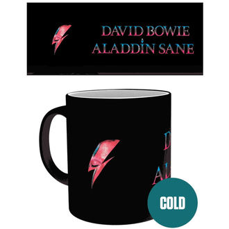 David Bowie Thermofóliás Bögre - GB posters, GB posters, David Bowie