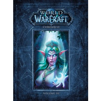 Könyv World of Warcraft - Chronicle Volume 3, NNM