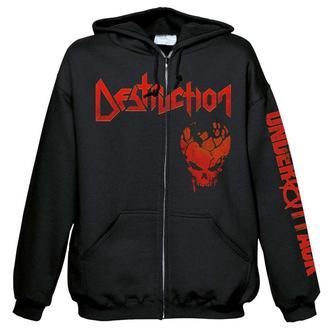 kapucnis pulóver férfi Destruction - Under attack - NUCLEAR BLAST, NUCLEAR BLAST, Destruction