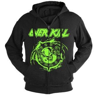 kapucnis pulóver férfi Overkill - Krushing skulls - NUCLEAR BLAST, NUCLEAR BLAST, Overkill