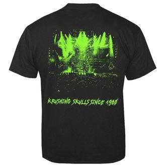 metál póló férfi Overkill - Krushing skulls - NUCLEAR BLAST, NUCLEAR BLAST, Overkill