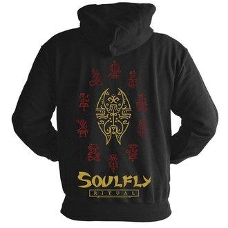 kapucnis pulóver férfi Soulfly - Ritual - NUCLEAR BLAST, NUCLEAR BLAST, Soulfly