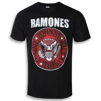 metál póló férfi Ramones - Red Fill Seal - ROCK OFF, ROCK OFF, Ramones