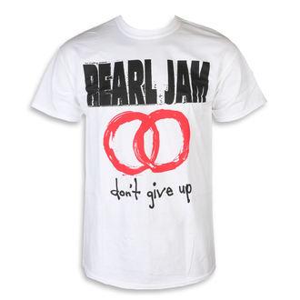 metál póló férfi Pearl Jam - Don't Give Up White - NNM, NNM, Pearl Jam