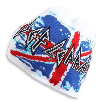 Def Leppard Sapka - Union Jack´s - LOW FREQUENCY, LOW FREQUENCY, Def Leppard