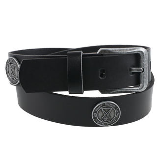 Öv Luciferi - Black, JM LEATHER
