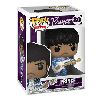 Prince Karikatúra Figura - POP! - Körül a Világ  a  egy Nap, POP