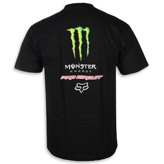 utcai póló férfi - Monster - FOX, FOX