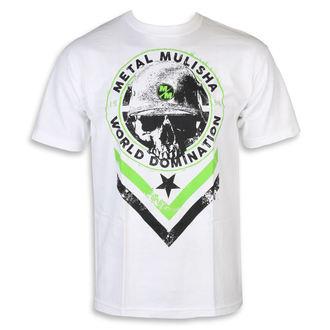 utcai póló férfi - SEAL WHT - METAL MULISHA, METAL MULISHA