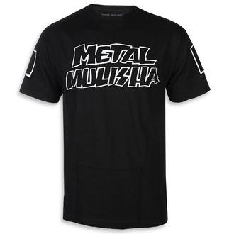 utcai póló férfi - SQUAD BLK - METAL MULISHA, METAL MULISHA