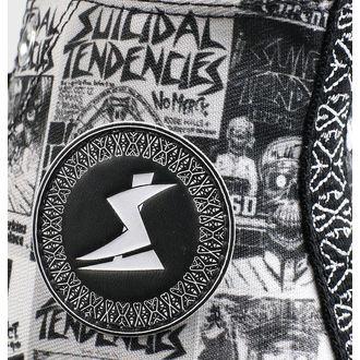 magasszárú cipő unisex Suicidal Tendencies - CONVERSE