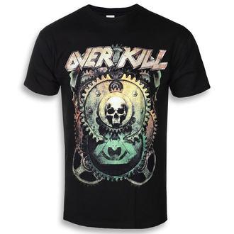 metál póló férfi Overkill - Tour 2017 -, Overkill