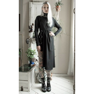 DISTURBIA Női ruha - Asymmetric Drape, DISTURBIA