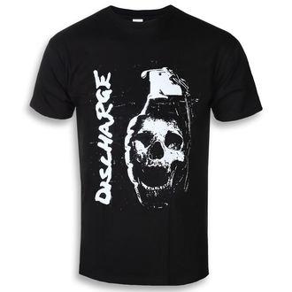 metál póló férfi Discharge - Skull Grenade - RAZAMATAZ, RAZAMATAZ, Discharge