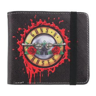 Guns N' Roses Pénztárca - Splatter, NNM, Guns N' Roses