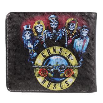 Guns N' Roses Pénztárca - Skeleton, NNM, Guns N' Roses