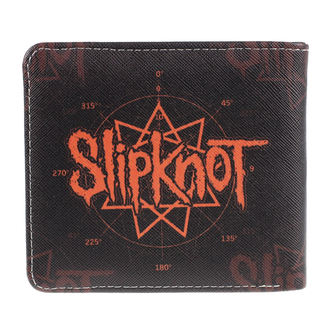 Slipknot Pénztárca - Pentagram, NNM, Slipknot