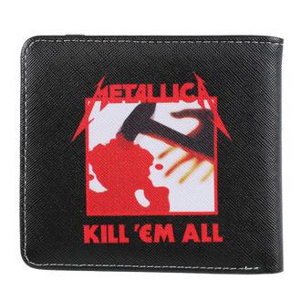 Metallica Pénztárca - Seek And Destroy, NNM, Metallica
