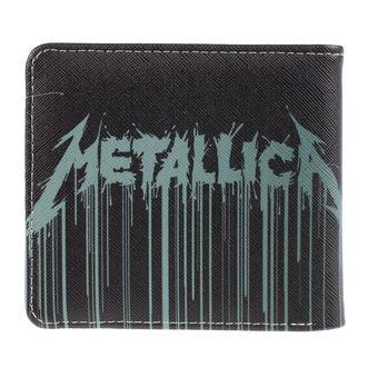 Metallica Pénztárca - Drip, NNM, Metallica