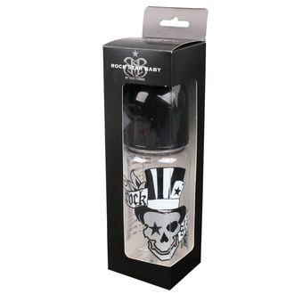 ROCK STAR BABY Cumisüveg (300 ml) - TATOO, ROCK STAR BABY