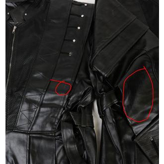 ZOELIBAT Férfi kabát (másodosztályú)  - Black, ZOELIBAT
