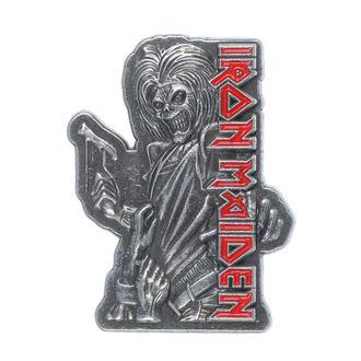 Iron Maiden Kitűző - Killers - RAZAMATAZ, RAZAMATAZ, Iron Maiden