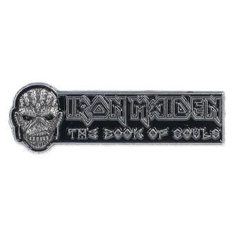 Iron Maiden Kitűző - Book Of Souls - RAZAMATAZ, RAZAMATAZ, Iron Maiden