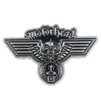 Motörhead Kitűző - Hammered - RAZAMATAZ, RAZAMATAZ, Motörhead