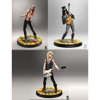 Guns N' Roses Figurák (készlet) - Band - Szikla Iconz, KNUCKLEBONZ, Guns N' Roses