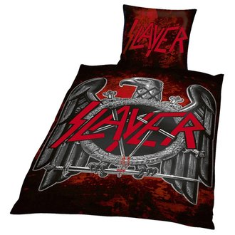 Slayer Ágynemű huzat - Eagle, NNM, Slayer