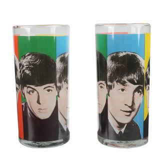 Beatles Üvegpoharak (készlet 2 db), NNM, Beatles