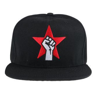 Rage Against The Machine Sapka - Fist Logo - Fekete, NNM, Rage against the machine