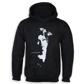 Férfi kapucnis pulóver Amy Winehouse - Scarf Portrait - ROCK OFF, ROCK OFF, Amy Winehouse