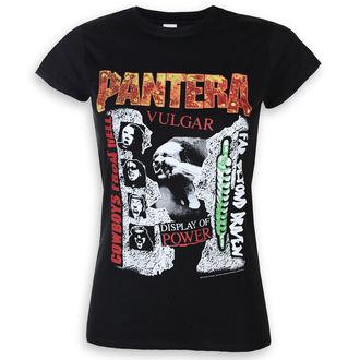 metál póló női Pantera - 3 Albums - ROCK OFF, ROCK OFF, Pantera