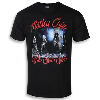 metál póló férfi Mötley Crüe - Smokey Street - ROCK OFF
