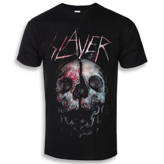 metál póló férfi Slayer - Cleaved Skull - ROCK OFF, ROCK OFF, Slayer