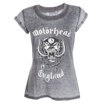 metál póló férfi Motörhead - England BO - ROCK OFF