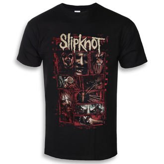 metál póló férfi Slipknot - Sketch Boxes - ROCK OFF, ROCK OFF, Slipknot