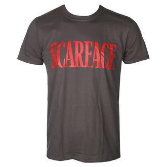 filmes póló férfi Scarface - Logo - HYBRIS, HYBRIS, Scarface