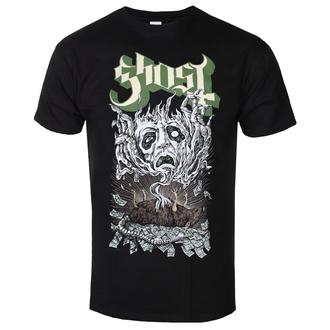 metál póló férfi Ghost - RAT AFTERLIFE - PLASTIC HEAD - PH11524