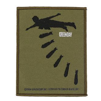Felvarró Green Day - Bombs - RAZAMATAZ - SP2921