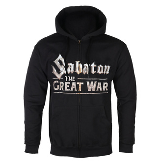 kapucnis pulóver férfi Sabaton - The great war - NUCLEAR BLAST - 27960_HZ