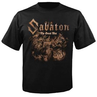 metál póló férfi Sabaton - TGW Hatching - NUCLEAR BLAST - 28135_TS