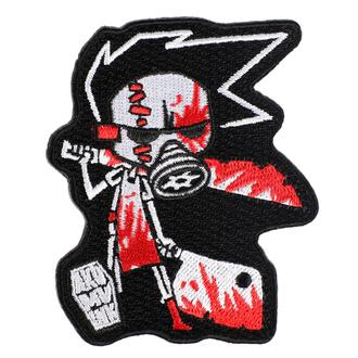 Rávasalható felvarró AKUMU INK - Butcher III - 15P03