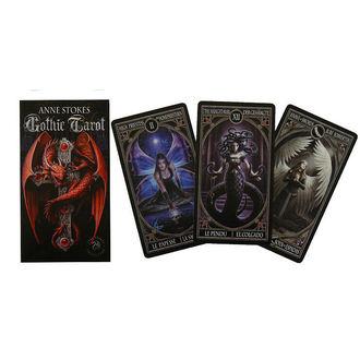 Anne Stokes tarot kártyák  - Gothic Tarot, ANNE STOKES