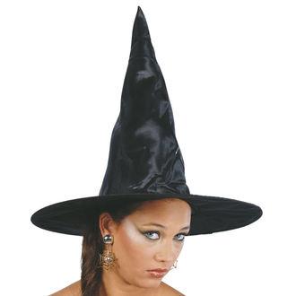Halloweeni Boszorkány Kalap FEKETE BOSZORKÁNY