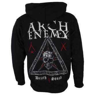 kapucnis pulóver férfi Arch Enemy - Death Squad - ART WORX, ART WORX, Arch Enemy