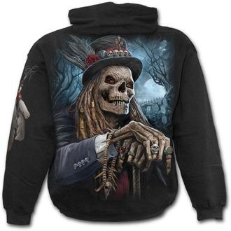 kapucnis pulóver férfi - VOODOO CATCHER - SPIRAL